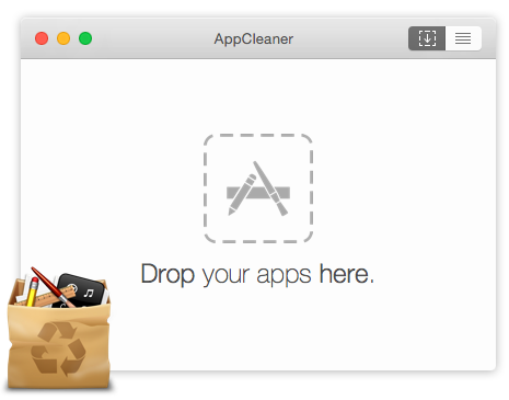 AppCleaner for Mac - OS X
